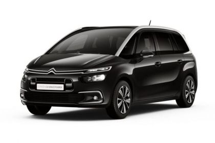 Lease Citroen C4 SpaceTourer car leasing