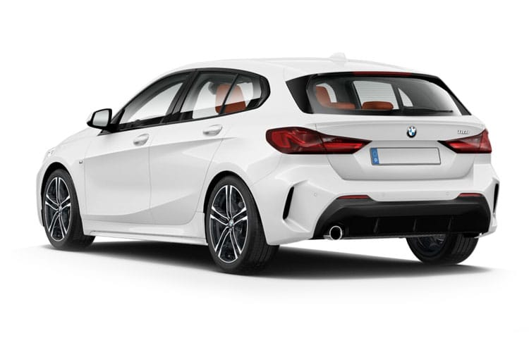BMW 1 Series 118 Hatch 5Dr 1.5 i 136PS M Sport 5Dr DCT [Start Stop] [Tech Pro] back view