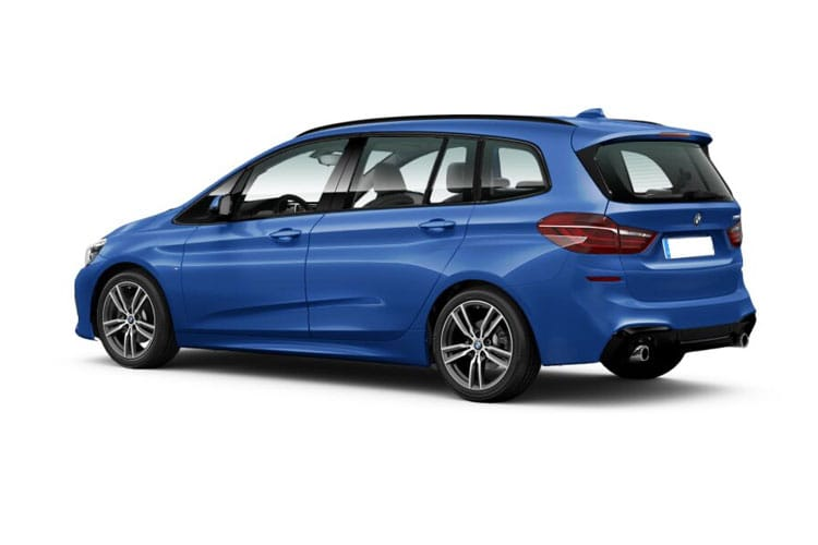 BMW 2 Series Tourer 218 Active Tourer 2.0 d 150PS SE 5Dr Auto [Start Stop] back view