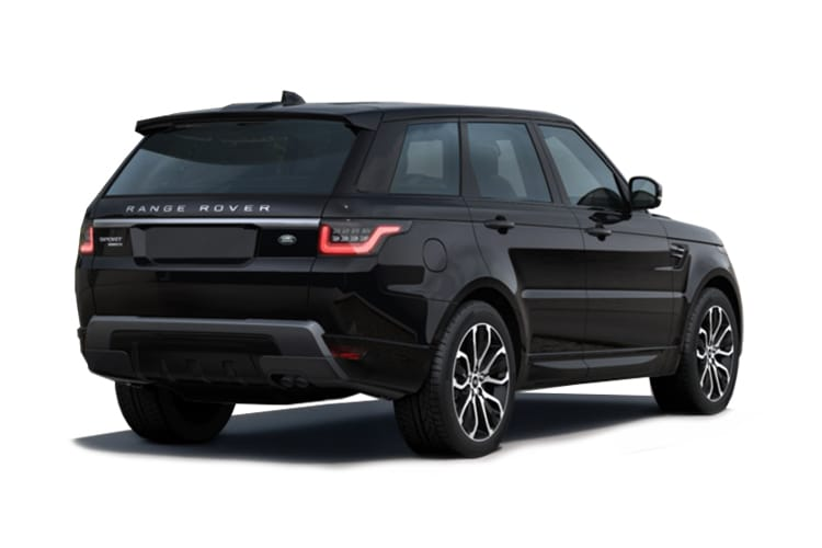 Land Rover Range Rover Sport SUV 3.0 SD V6 306PS HSE Dynamic 5Dr Auto [Start Stop] [5Seat] back view
