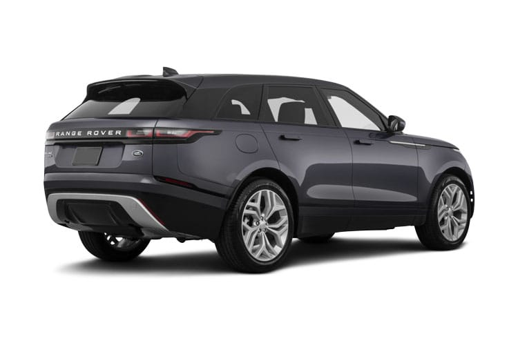 Land Rover Range Rover Velar SUV 5Dr 2.0 P 249PS R-Dynamic HSE 5Dr Auto [Start Stop] back view