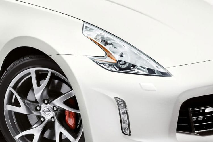 Nissan 370Z Coupe 3Dr 3.7 V6 328PS GT 3Dr Auto [50th Anniversary] detail view