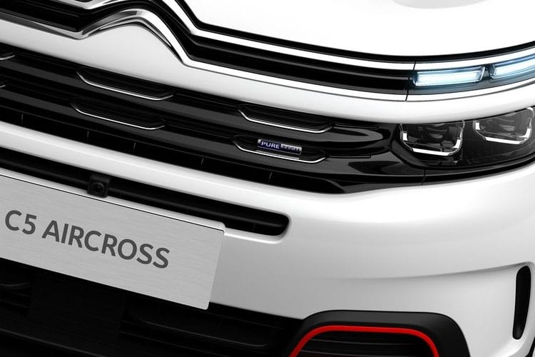 Citroen C5 Aircross SUV 1.2 PureTech 130PS C-SERIES 5Dr Manual [Start Stop] detail view