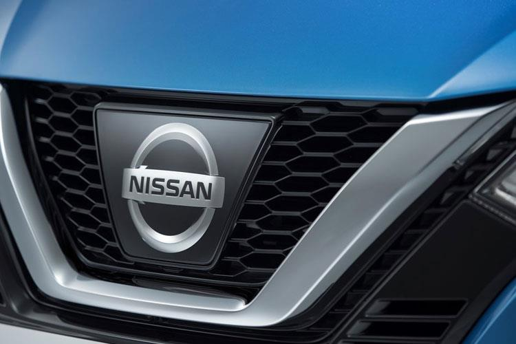 Nissan Qashqai SUV 2wd 1.3 DIG-T 140PS N-Motion 5Dr Manual [Start Stop] detail view