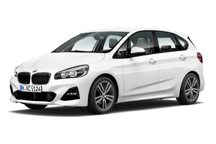 BMW 2 Series Tourer 218 Active Tourer 2.0 d 150PS SE 5Dr Auto [Start Stop] front view