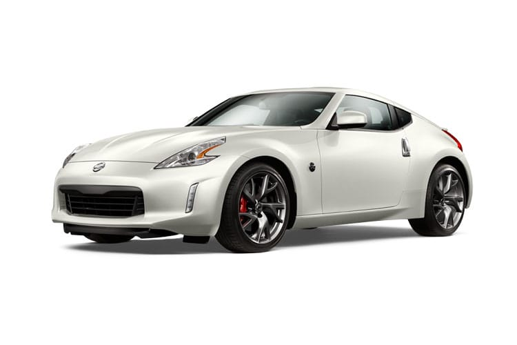 Nissan 370Z Coupe 3Dr 3.7 V6 328PS GT 3Dr Auto [50th Anniversary] front view