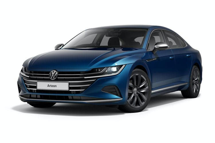 Volkswagen Arteon Fastback 5Dr 1.5 TSI 150PS R-Line 5Dr Manual [Start Stop] front view