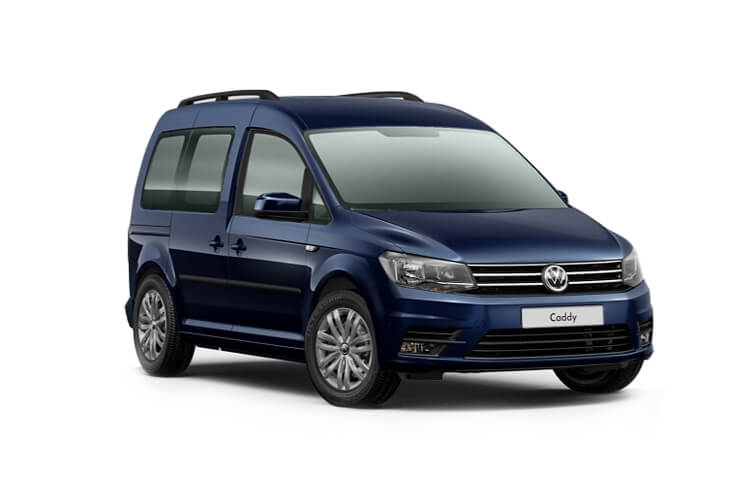 Volkswagen Caddy Maxi M1 2.0 TDI FWD 122PS  MPV DSG [Start Stop] [7Seat] front view