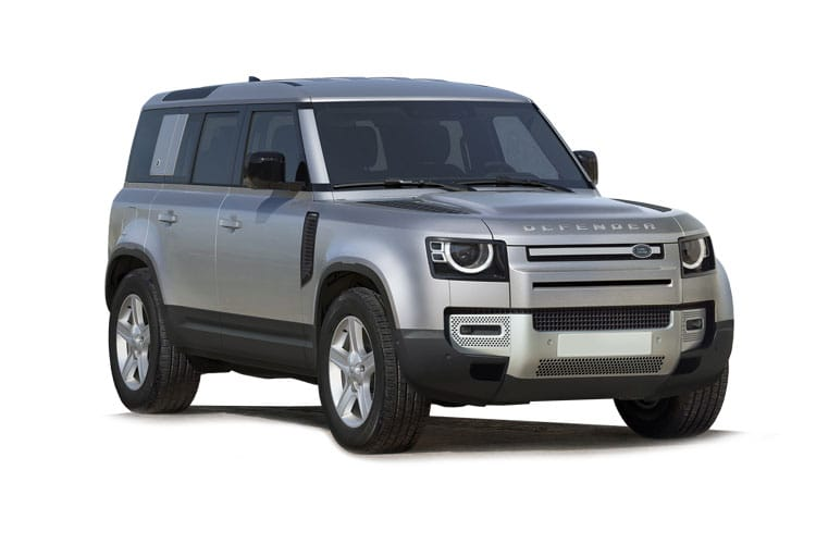 Land Rover Defender 90 SUV 3Dr 2.0 SD4 240PS S 3Dr Auto [Start Stop] [6Seat] front view