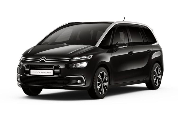 Citroen C4 SpaceTourer Grand C4 SpaceTourer MPV 1.5 BlueHDi 130PS Shine 5Dr Manual [Start Stop] front view