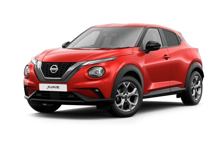 Nissan Juke SUV 1.0 DIG-T 114PS Tekna 5Dr Manual [Start Stop] front view
