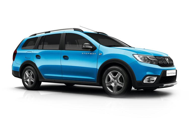 Dacia Logan MCV Stepway 0.9 TCe 90PS Techroad 5Dr Manual [Start Stop] front view