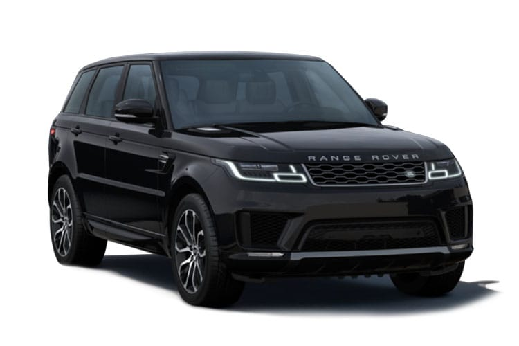 Land Rover Range Rover Sport SUV 2.0 P400e PHEV 13.1kWh 404PS HSE Dynamic 5Dr Auto [Start Stop] [5Seat] front view