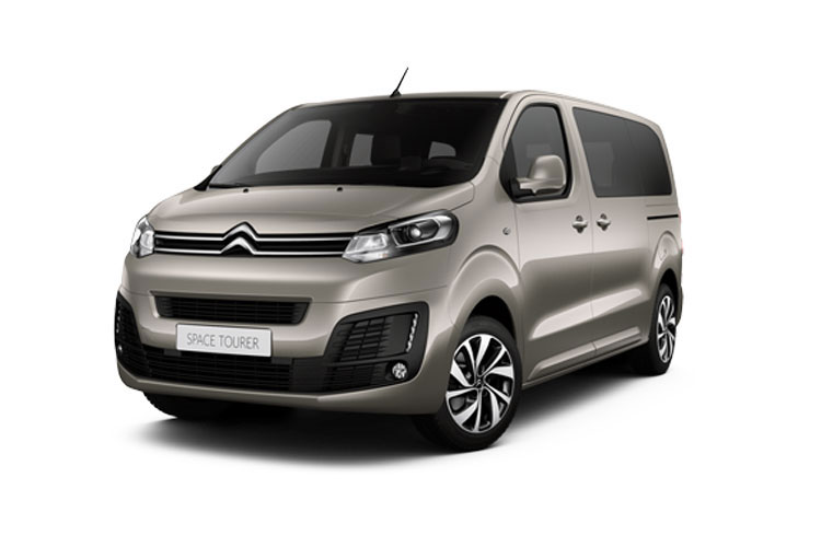 Citroen SpaceTourer M 5Dr 1.5 BlueHDi FWD 120PS Feel MPV Manual [Start Stop] [8Seat] front view