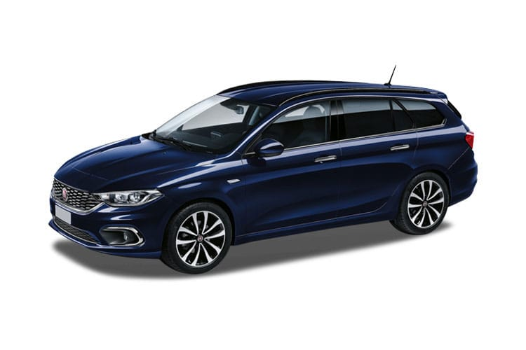 Fiat Tipo Station Wagon 1.6 MultiJetII 120PS Mirror 5Dr Manual [Start Stop] front view