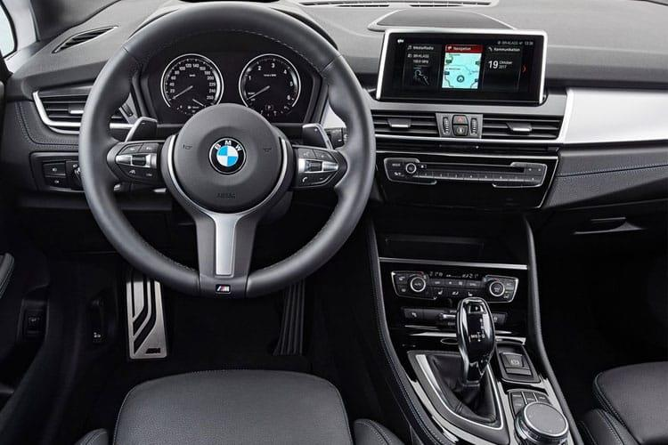 BMW 2 Series Tourer 218 Active Tourer 2.0 d 150PS SE 5Dr Auto [Start Stop] inside view
