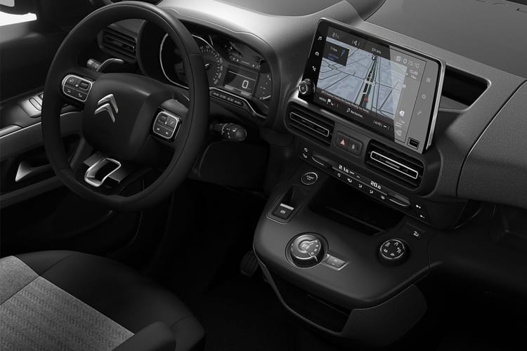 Citroen Berlingo M MPV 1.2 PureTech 130PS Feel 5Dr EAT8 [Start Stop] inside view