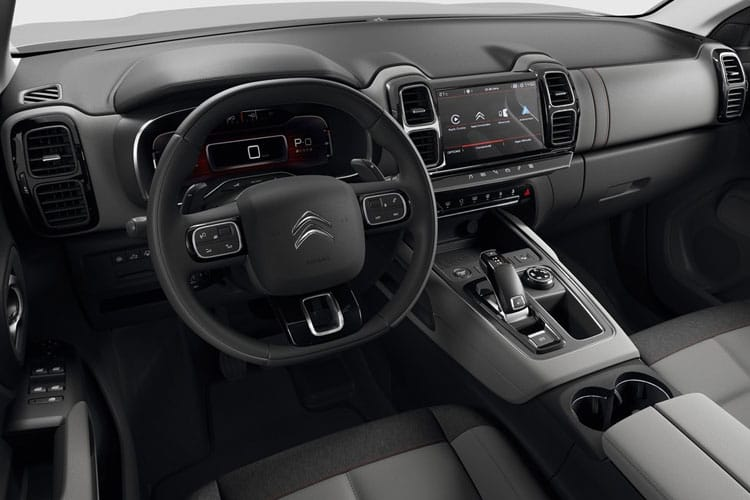 Citroen C5 Aircross SUV 1.2 PureTech 130PS C-SERIES 5Dr Manual [Start Stop] inside view