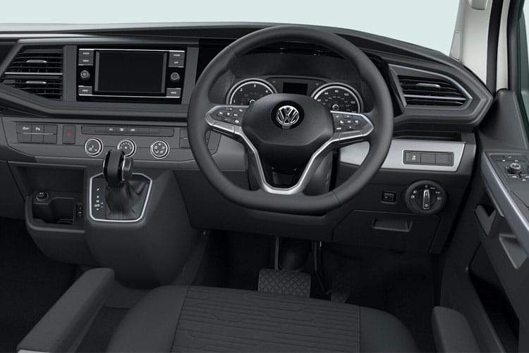 Volkswagen Caravelle SWB MPV M1 4Motion 2.0 BiTDI 4WD 204PS Executive MPV DSG [Start Stop] inside view