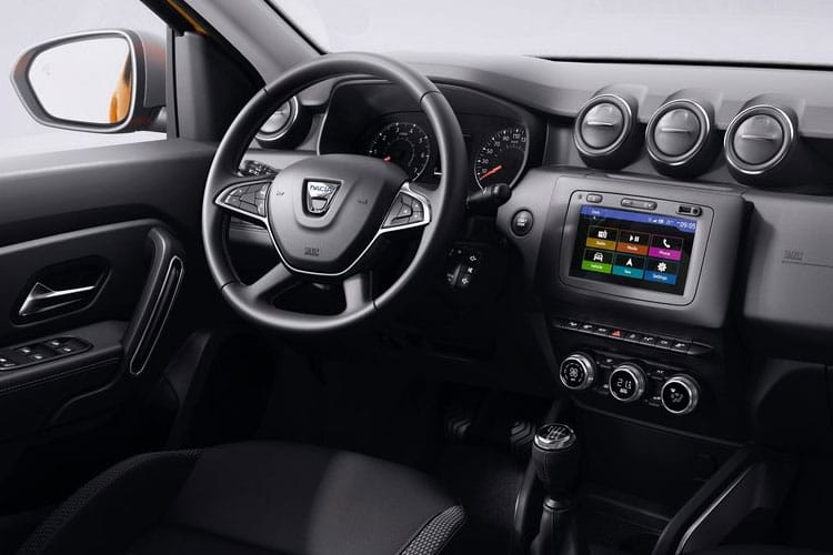 Dacia Duster SUV 4wd Selectable 1.5 Blue dCi 115PS Prestige 5Dr Manual [Start Stop] inside view