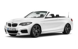BMW 2 Series Convertible car leasing